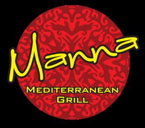 Manna Mediterranean Grill Logo